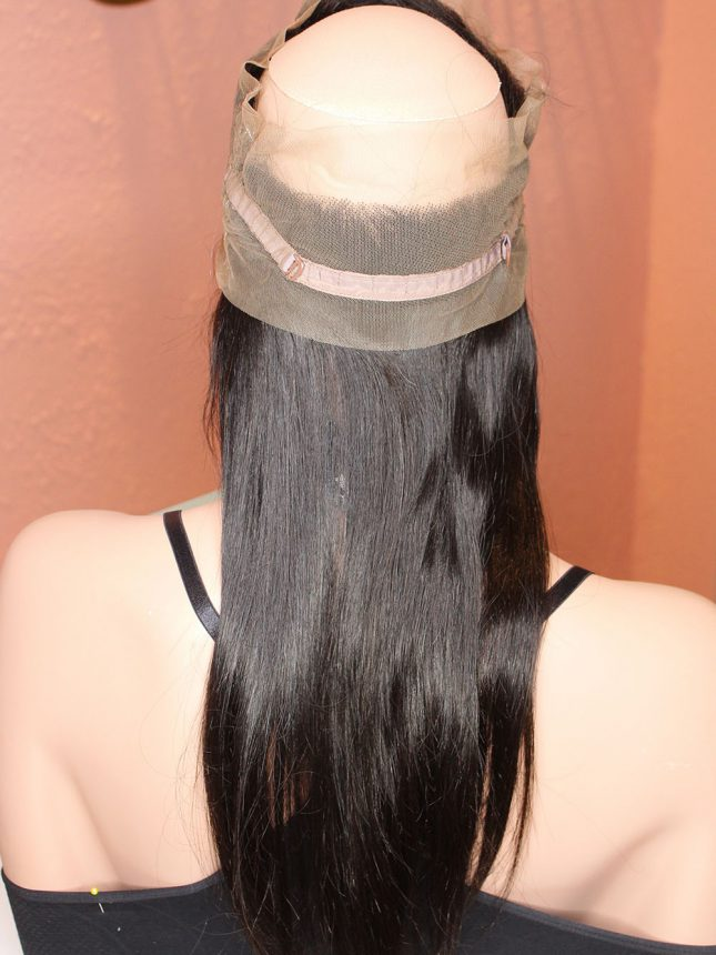 Straight 360 Frontal